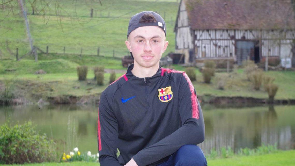 Valentin CHERUEL – champion Normandie junior 10km