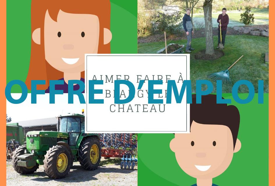 Offre d'emploi en Mayenne