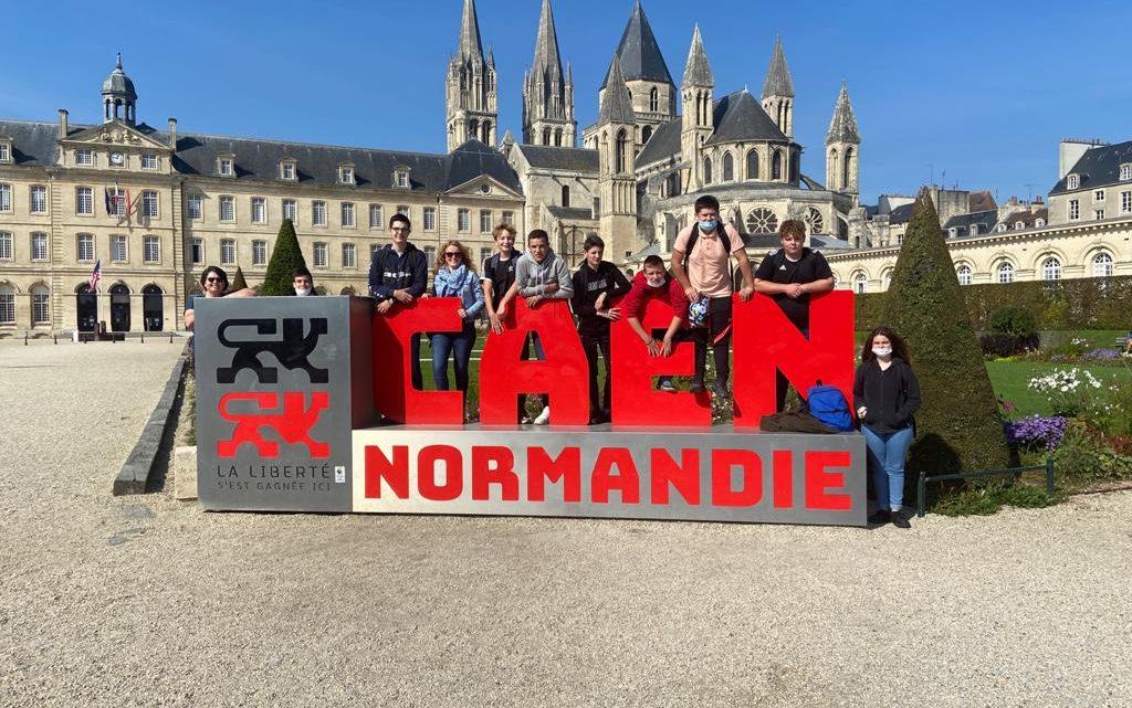 Sortie à Caen pour les 2ndes Agri